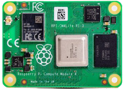 pi-cube internal board
